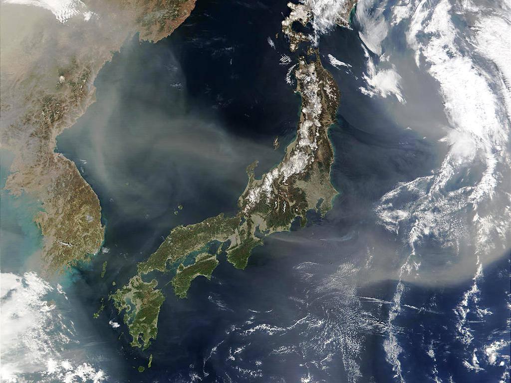 壁紙 地球 日本列島 - ぼやきの ... : 小学生 ドリル : 小学生