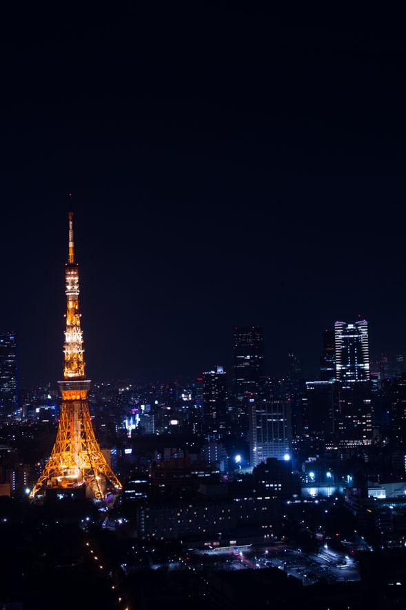 Tokyo Tower 1