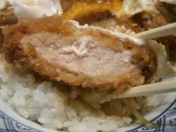 うどん且つ丼 (2)
