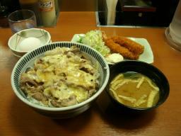 丼丼いくぜ!! (1)
