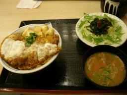 牡蛎Fry定食 (5)