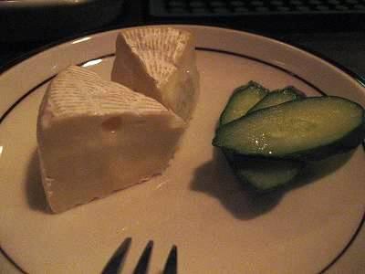 付け出しのチーズ