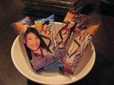 SKE48のクッキー
