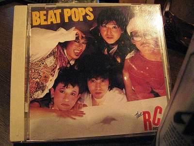 RCサクセション BEAT POPS