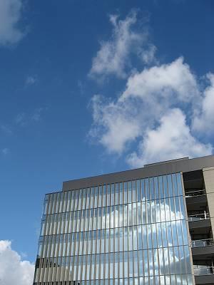 夏の空 夏の雲