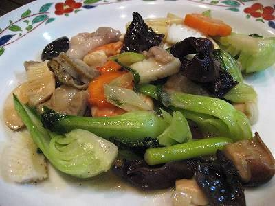 海鮮八宝菜1