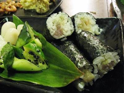 寿司一人前