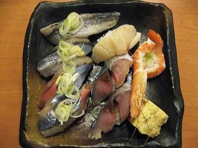 寿司一人前1