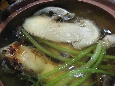 松茸の土瓶蒸し2