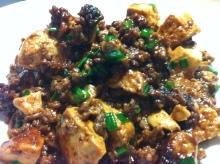 男でも作れる簡単節約料理生活-麻婆豆腐