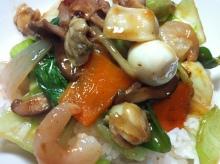 男でも作れる簡単節約料理生活-中華飯