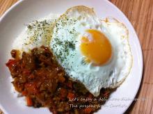 男でも作れる簡単節約料理生活-ピカディージョライス