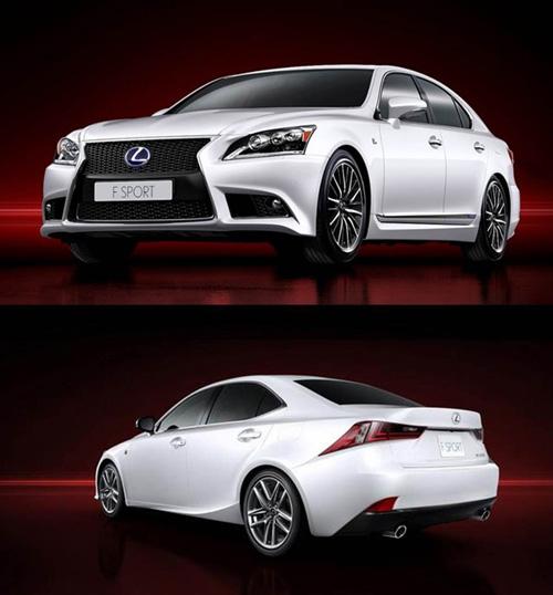 Lexus New IS