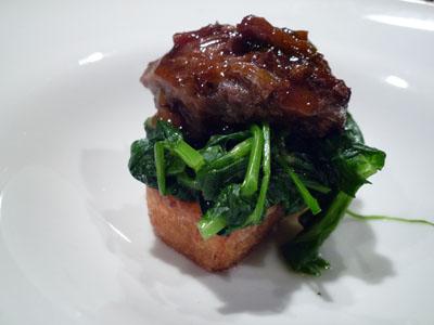 牛頬肉のXO醤煮