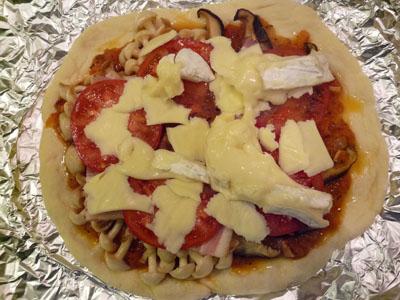 ピザチーズ