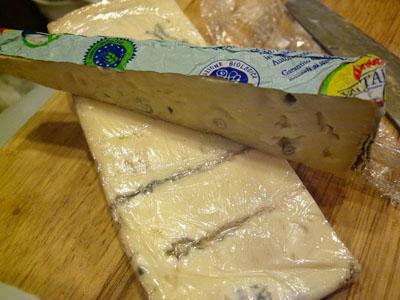 チーズオーガニックブルー2