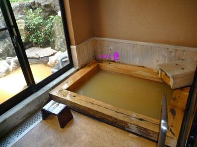 小笠原内湯と露天