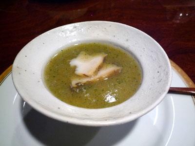 茶碗蒸しの野菜ソース