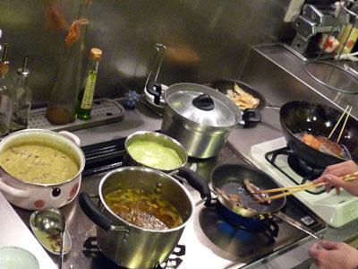 枝豆うちの台所中