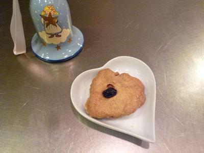 クッキーココナッツミルク