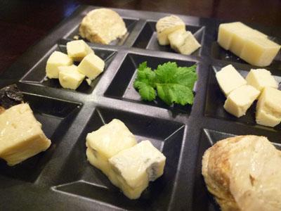クリスマスチーズ