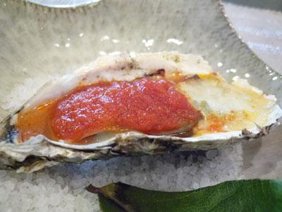 牡蛎ゴルゴン