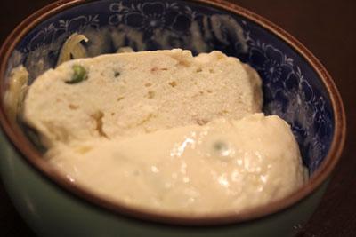 豆腐と鯛むっちゃ豆腐