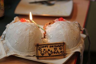 おぶらじゃケーキ