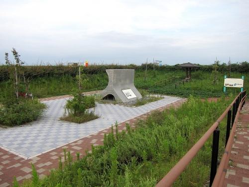 長良川川上り 桑名市伊勢湾台風記念館5