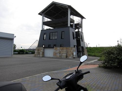 長良川川上り 桑名市伊勢湾台風記念館6