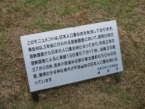 長良川川上り 道の駅みなみ モニュメント説明