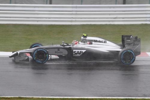 2014F1日本GP決勝 セーフティーカーラン