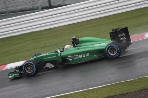 2014F1日本GP決勝 エクストリーム(カムイ)