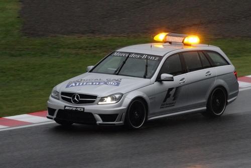 2014F1日本GP決勝 メディカルカー