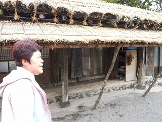 城邑(ソヌプ)民俗村