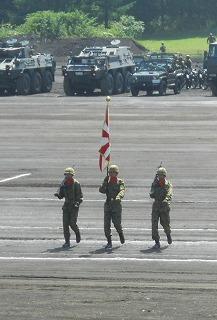 033連隊旗