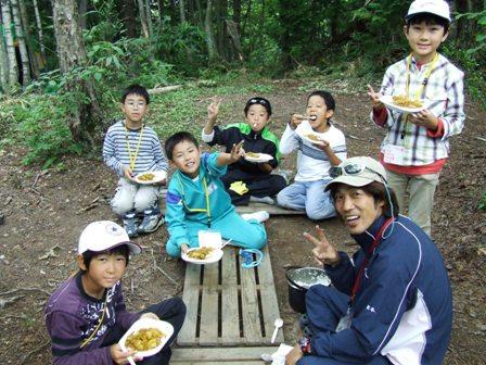 夏の自然体験2010
