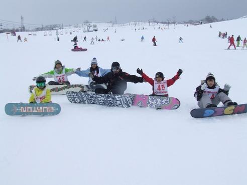 スキースノーボード教室