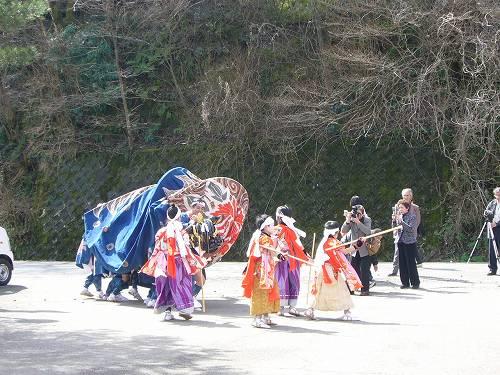 H220322宮島公民館獅子舞?