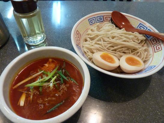 勝浦タンタンメン(つけ麺)