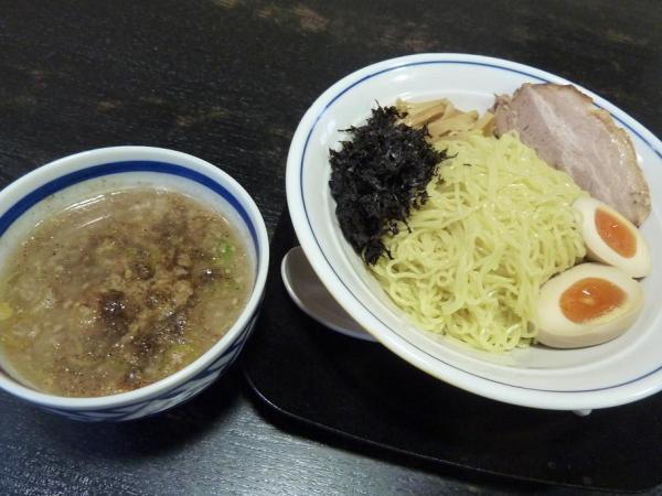 鶏ガラつけ麺