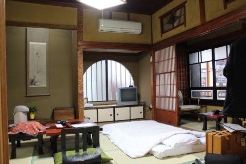 松の家 2012年秋