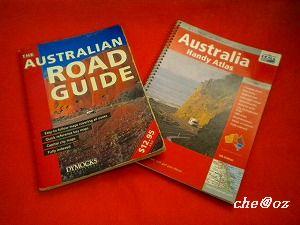 オーストラリアの地図 2