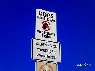 犬 立ち入り 禁止