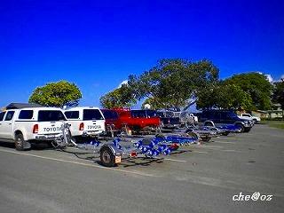 4WD トレーラー