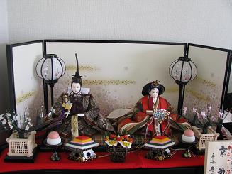 2010年雛人形