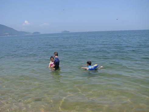 海水浴3 BLOG