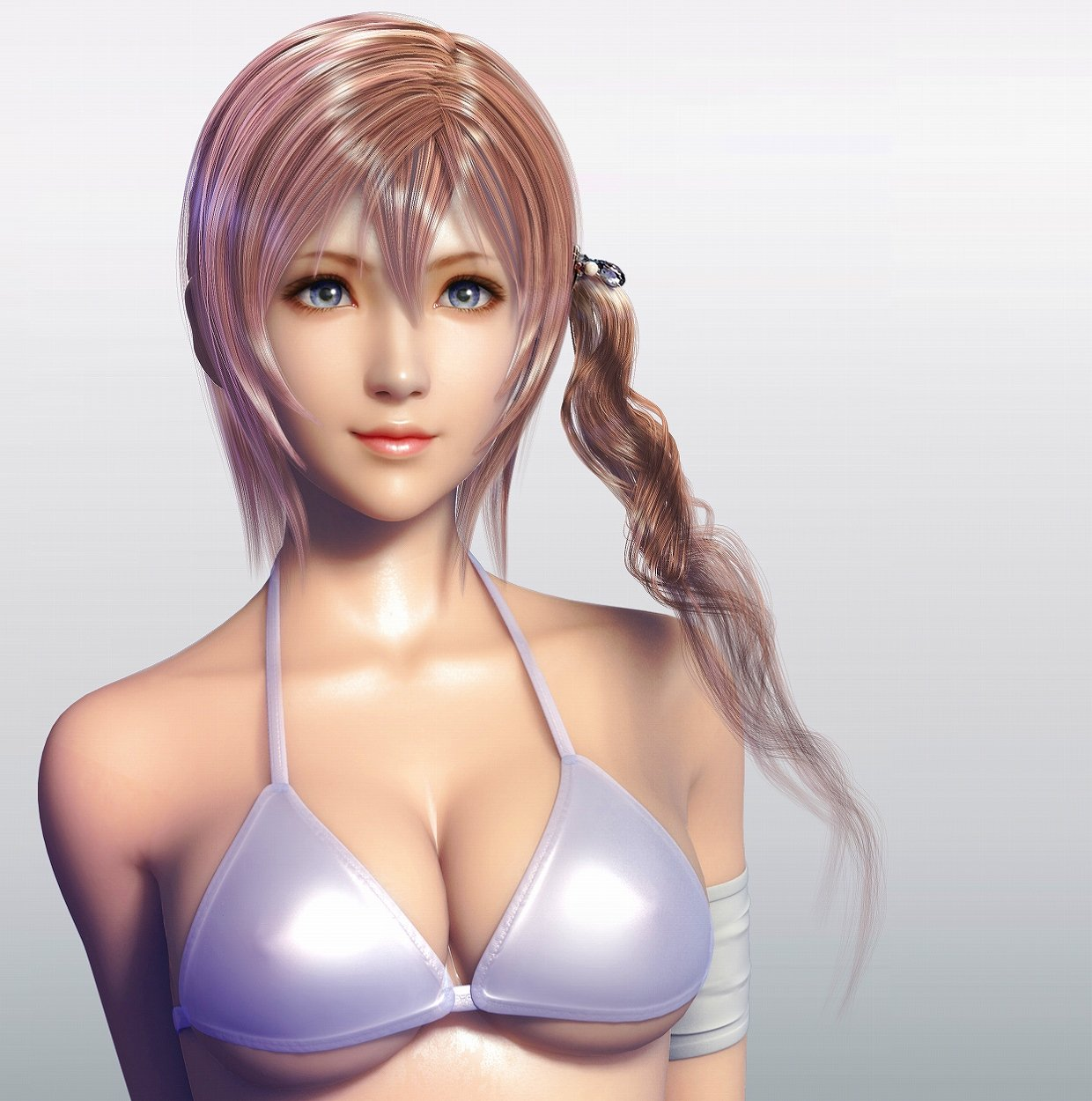 Final fantasy xiii serah sell out 1 3d 5