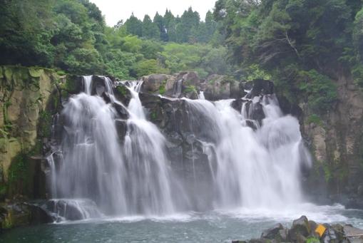 関之尾7本滝
