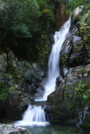 欅谷8紅葉の滝